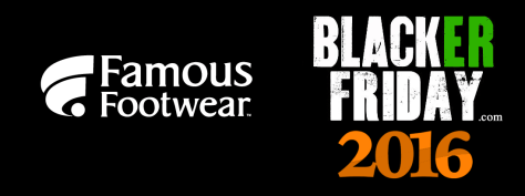 Famous Footwear Black Friday 2016