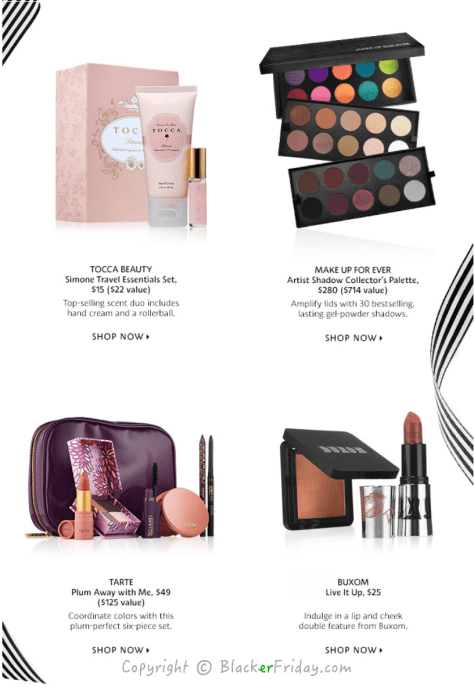 Sephora Cyber Monday Ad Scan - Page 2