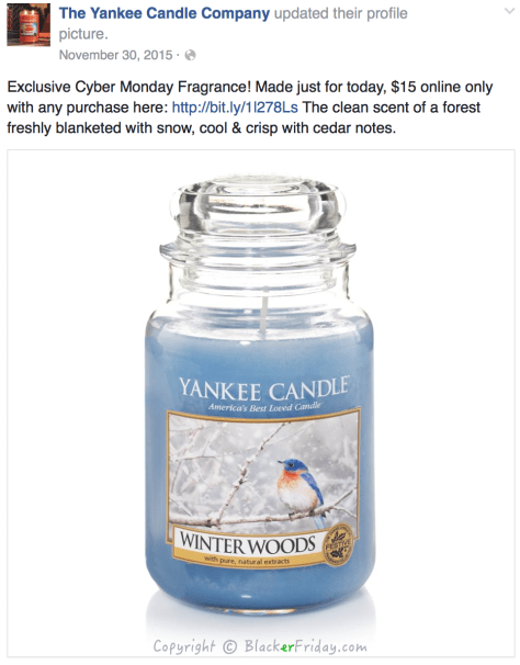 Yankee Candle Cyber Monday Ad Scan - Page 2.fw