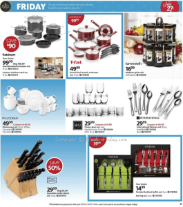 AAFES Black Friday Ad Scan - Page 21
