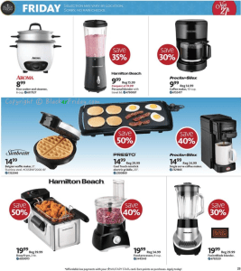 AAFES Black Friday Ad Scan - Page 23