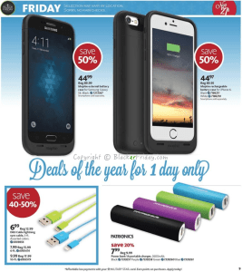 AAFES Black Friday Ad Scan - Page 9