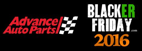 Advance Auto Parts Black Friday 2016