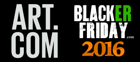 Art com Black Friday 2016