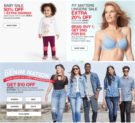 Macys Labor Day 2016 Sale - Page 3