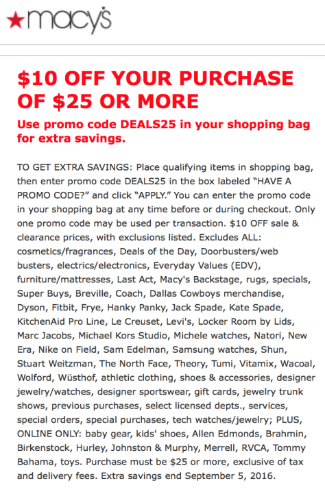 Macys Labor Day 2016 Sale - Page 6
