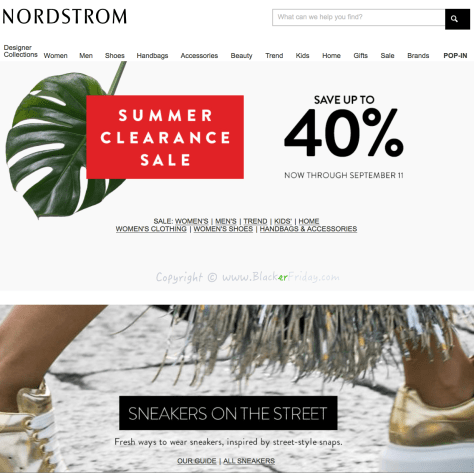 Nordstrom Labor Day 2016 Sale - Page 1