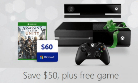 Microsoft Store Xbox One Black Friday - Page 1
