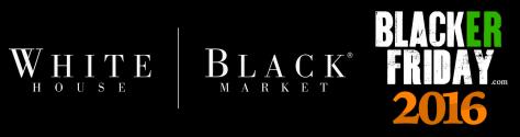 White House Black Market Black Friday 2016