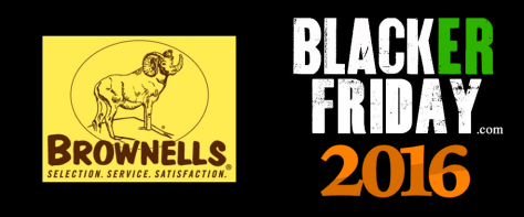 Brownells Black Friday 2016