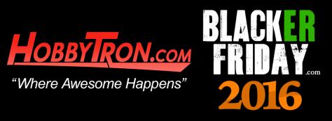 Hobby Tron Black Friday 2016
