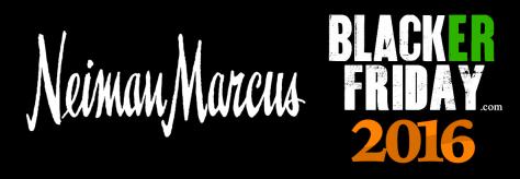 Neiman Marcus Black Friday 2016
