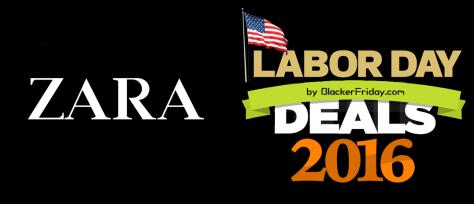 Zara Labor Day Sale 2016