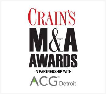 Crain's M&A Awards