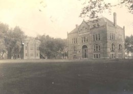 Simpson College, circa 1890