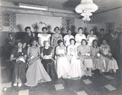 Daughter of Elks, Cedar Rapids, circa 1950's