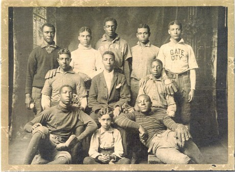 It's More Than Just a Game: African American Sports in Iowa Exhibit