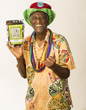 Wally Amos, Cookie Kahuna