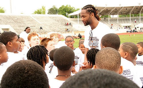 michael_johnson_youth_football_camp