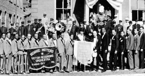 Black Musicians Unions