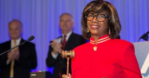 Paulette Brown, President of the American Bar Association