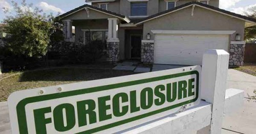 Public Foreclosure Home
