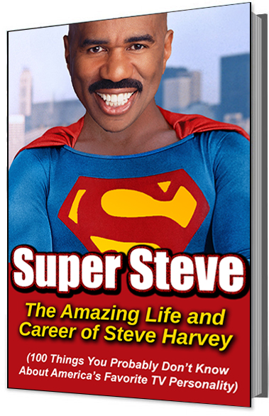 Super Steve Bookcover