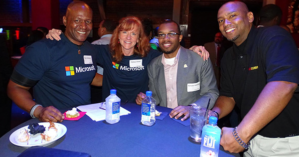 HBCU Connect and Microsoft Event