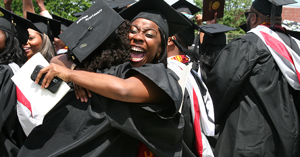 African American women students