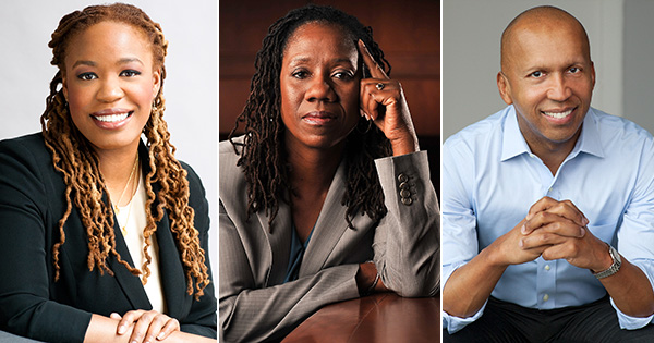 Sherrilyn Ifill, Heather McGhee, and Bryan Stevenson