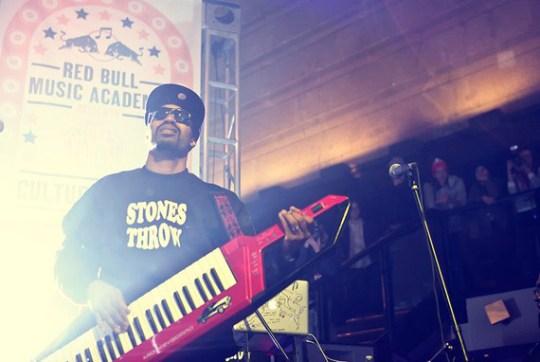dam funk live