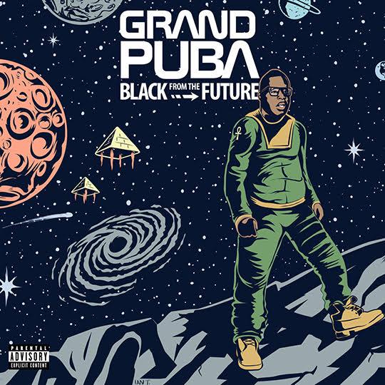 Grand Puba BFTF Cover Art