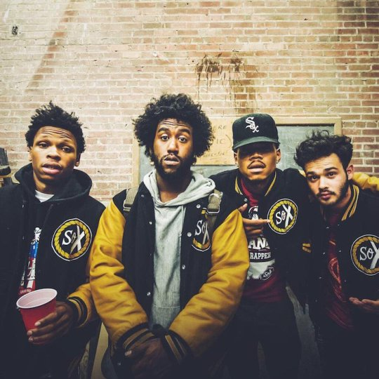 Chance The Rapper & Donnie Trumpet