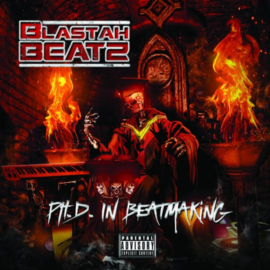 Blastah Beatz ft. Darnell McClain, Sav Killz, Inspectah Deck & General Steele - Keep on Runnin'