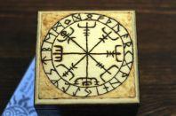 69 BSA Viking Compass 2