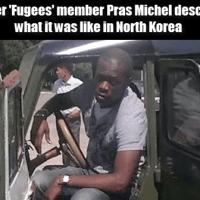 Former 'Fugees' member Pras Michel describes trip to North Korea