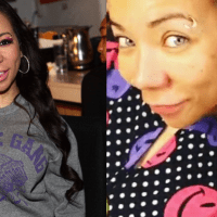 Tameka 'Tiny' Harris injects silicone in her eyes to change color