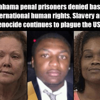 Alabama prisoner deaths show state of indifference to modern slavery