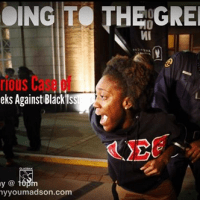 WYMS Radio - Going To The Greek : The Curious Case of Black Greeks Against Black Issues