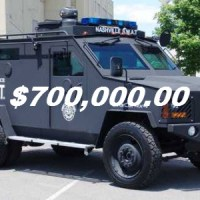 While residents struggle with poverty, Detroit Police spend almost $1 million on new toy