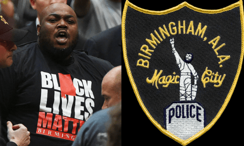 Birmingham Police refusing to investigate hate crime against Black Lives Matter activist