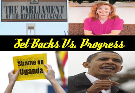 Set Backs vs Progress