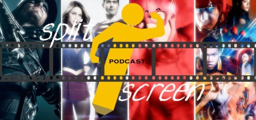 Split Screen Podcast: Episode 19 - The Comic Book Based TV Universe Of The CW