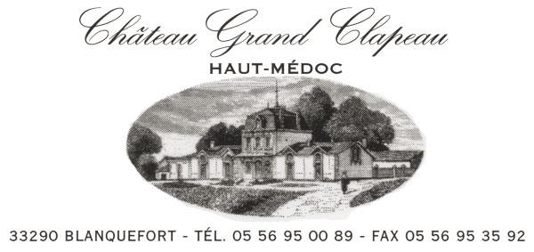 château Grand Clapeau