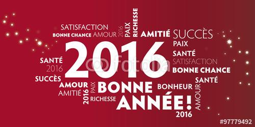 Bonne année Sportive 2016 !!