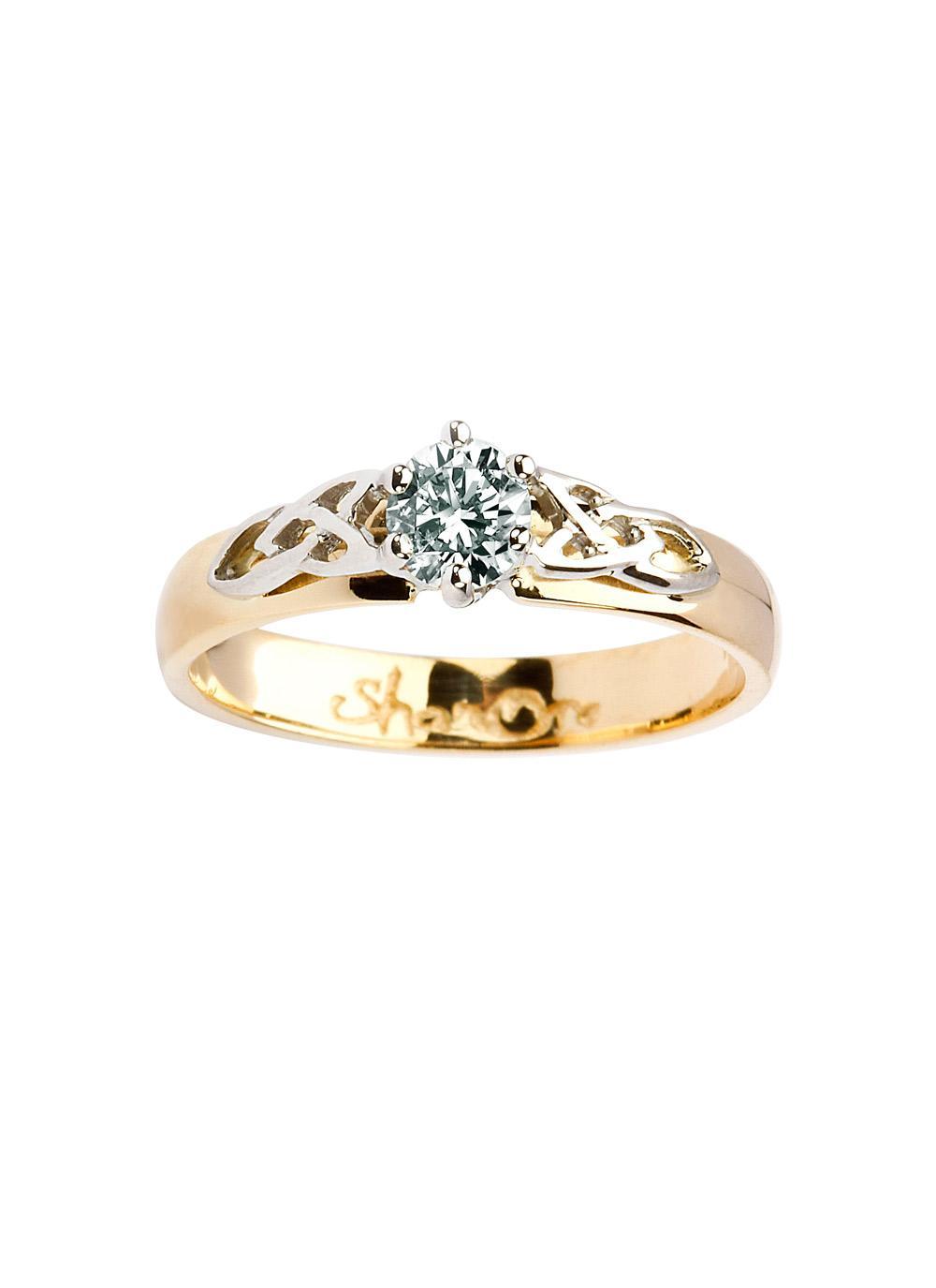 Fullsize Of Irish Engagement Rings