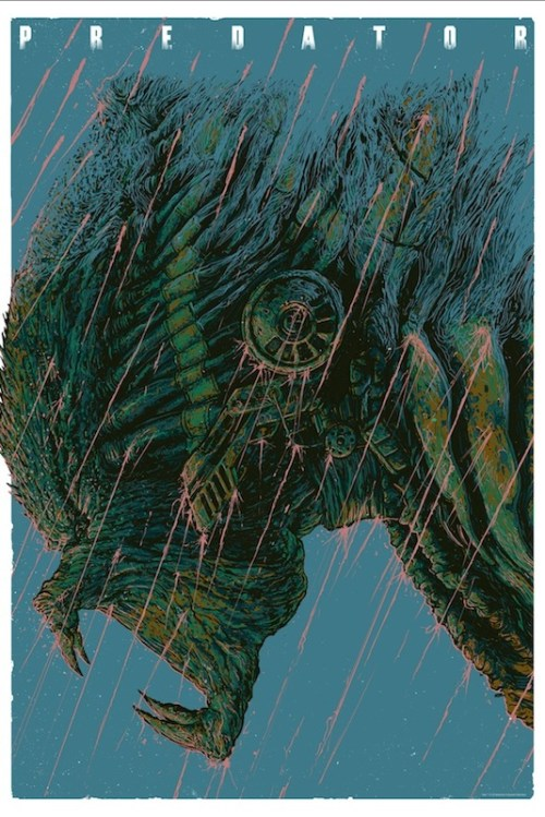 Predator (Variant) by Ash Thorpe
