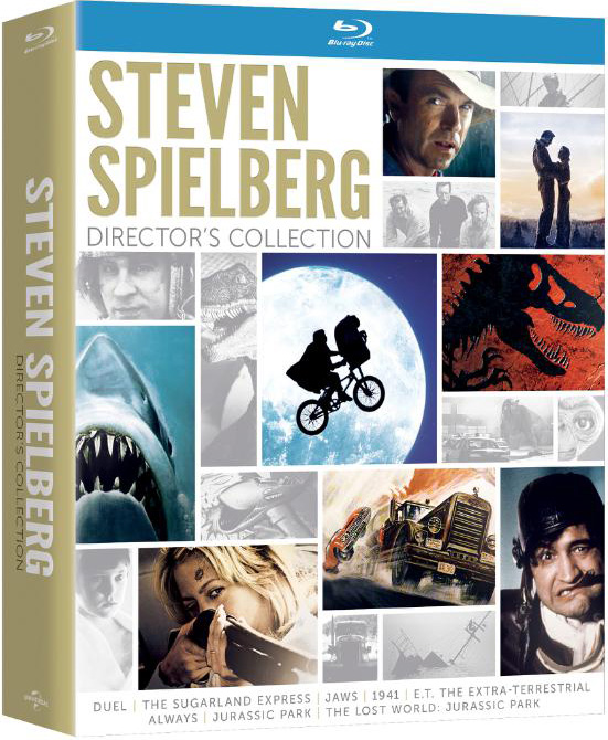 Steven-Spielberg-Collection