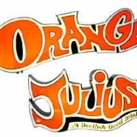 Orange Julius fakey style