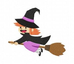 HalloweenCuteWitchPurpleHalloween-Cute-Witch-04-Stitched-5_5-Inch